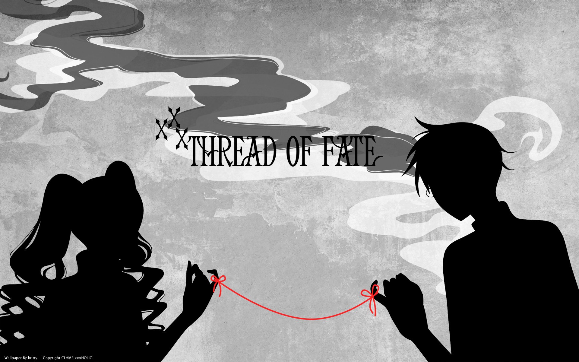 Red Thread Of Fate 1920x1200 Wallpaper Teahub Io