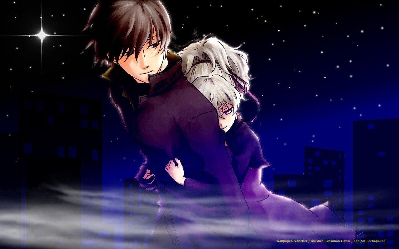 331 3313871 desktop wallpaper anime couple