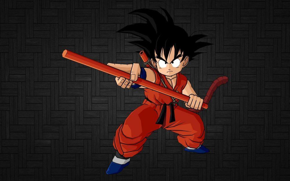 Dragon Ball Z Red - HD Wallpaper