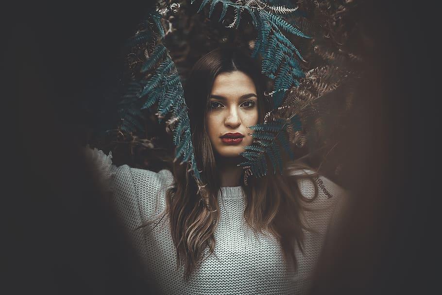 Nature, Morocco, Model, Sweet, Girl, Portrait, Beauty - HD Wallpaper