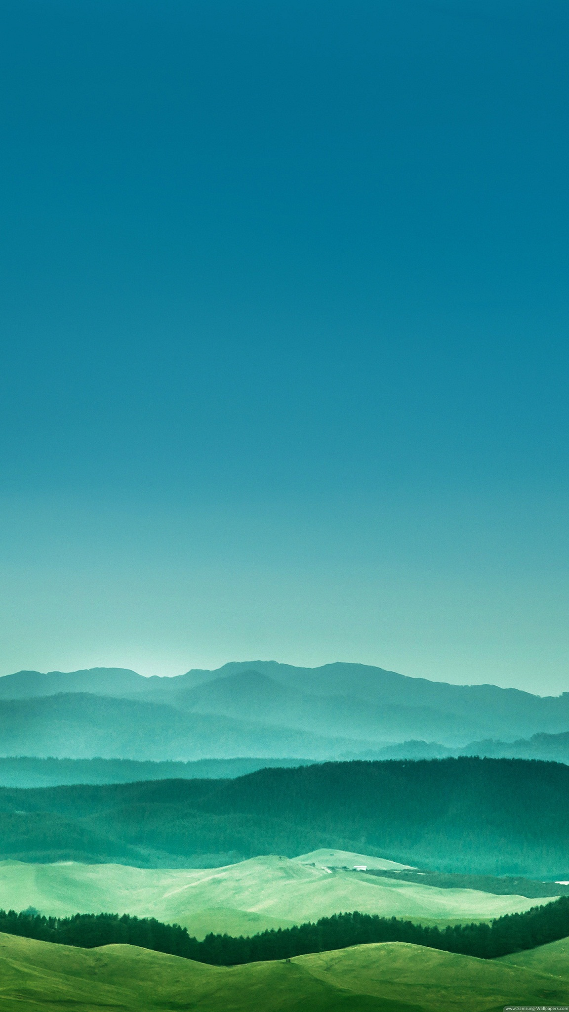 Ios 8 Official Wallpaper - Beautiful Picture For Home Phone Screen - HD Wallpaper