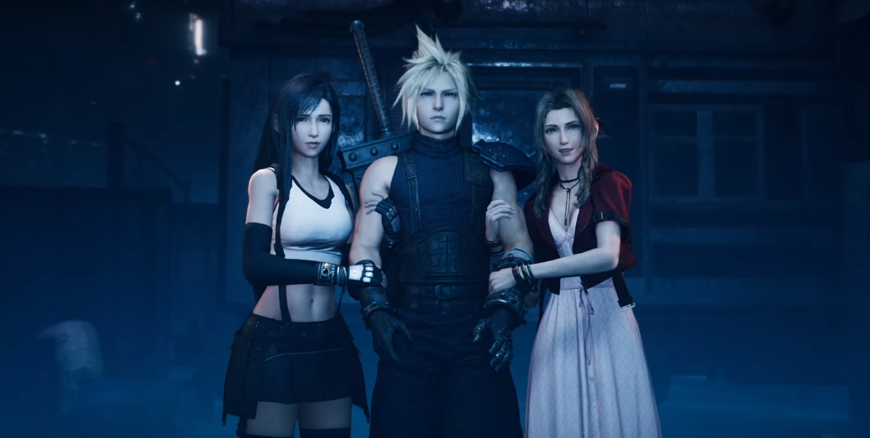Final Fantasy 7 Remake Trailer - Final Fantasy 7 Remake Tifa - HD Wallpaper