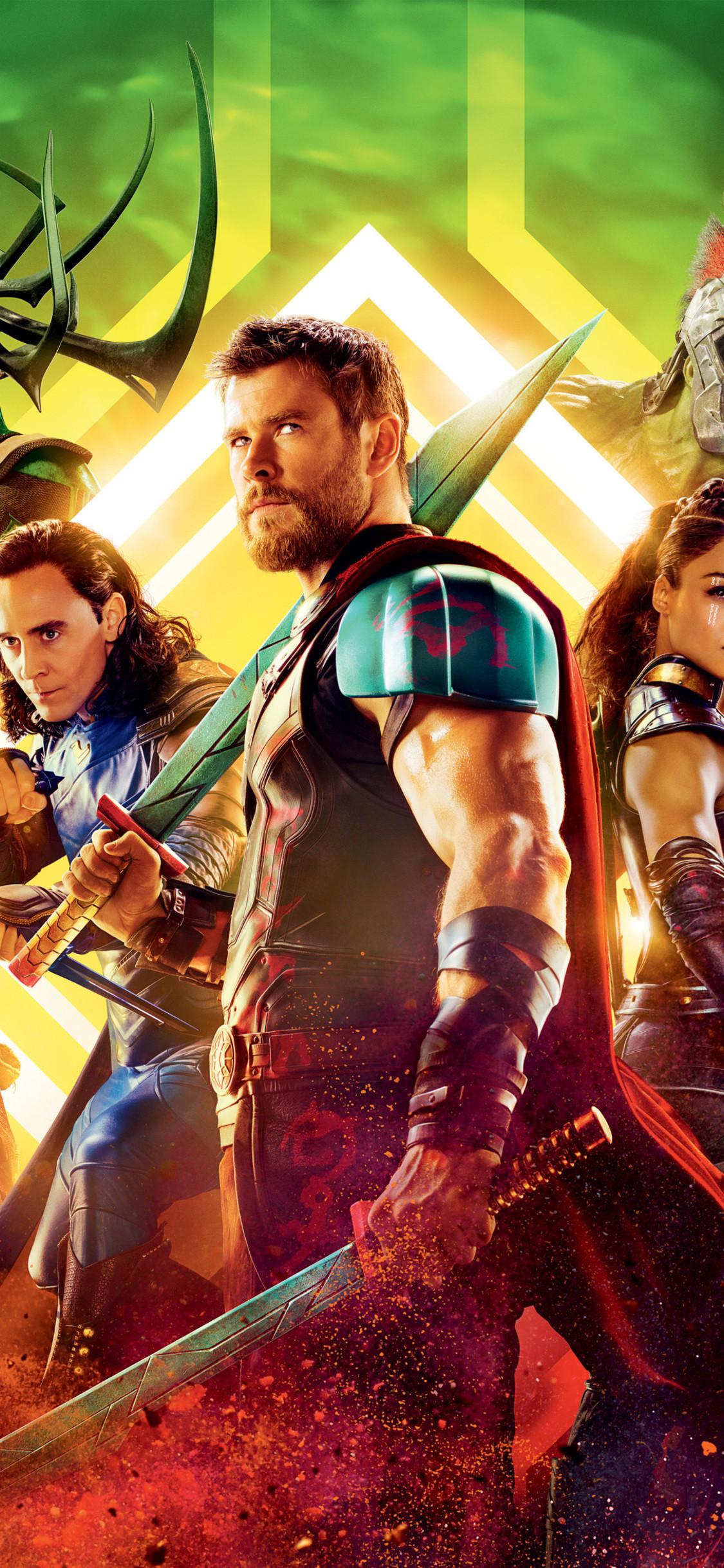 4k Thor Ragnarok Cl Data Src Thor Iphone Wallpaper Thor Ragnarok Poster 1125x2436 Wallpaper Teahub Io
