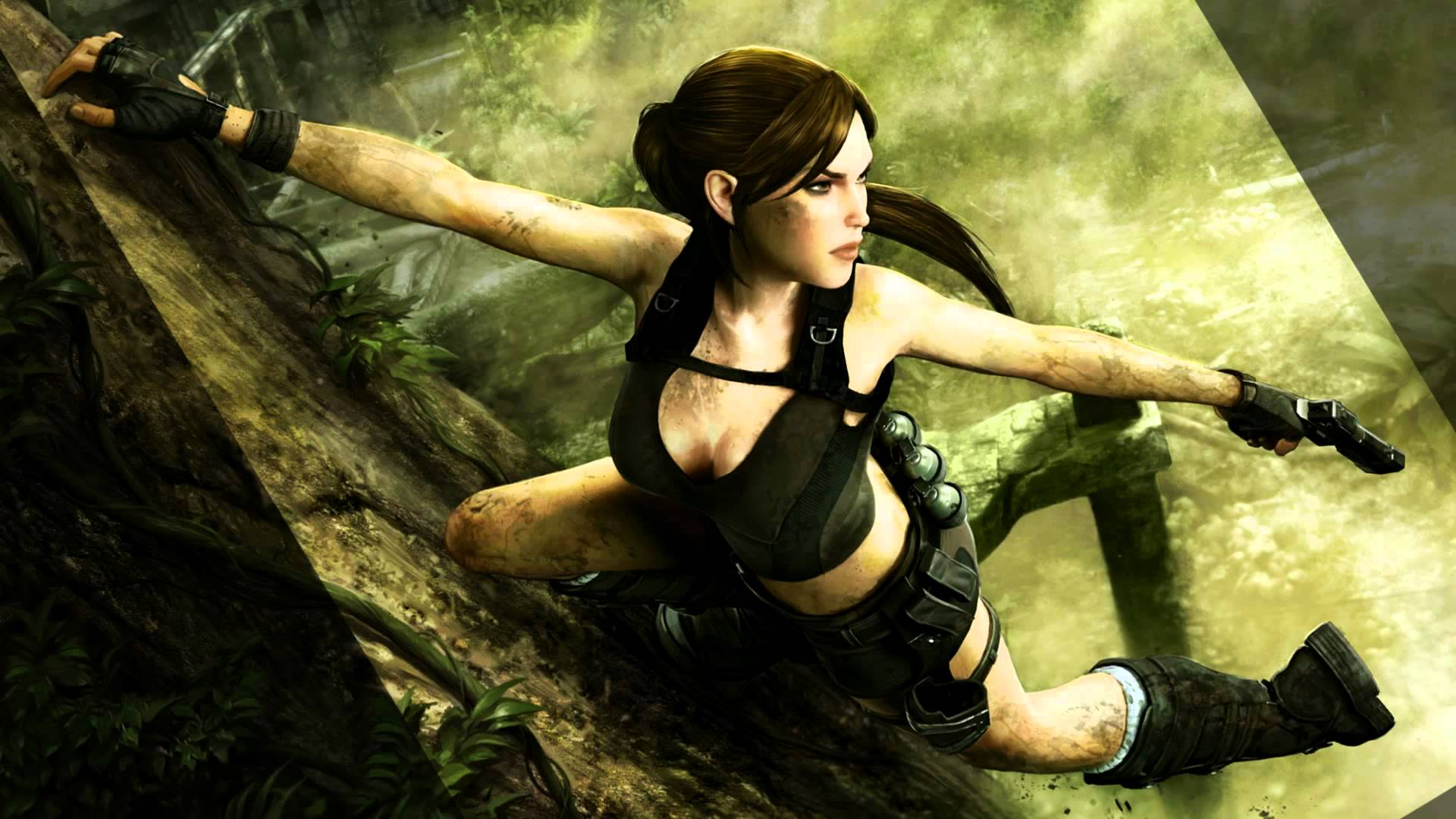 Tomb Raider Underworld 1920x1080 Wallpaper Teahub Io