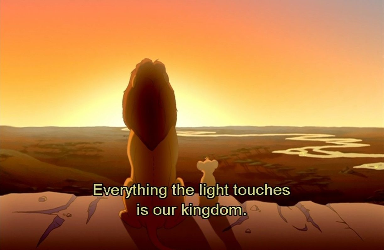Lion King Quotes - HD Wallpaper