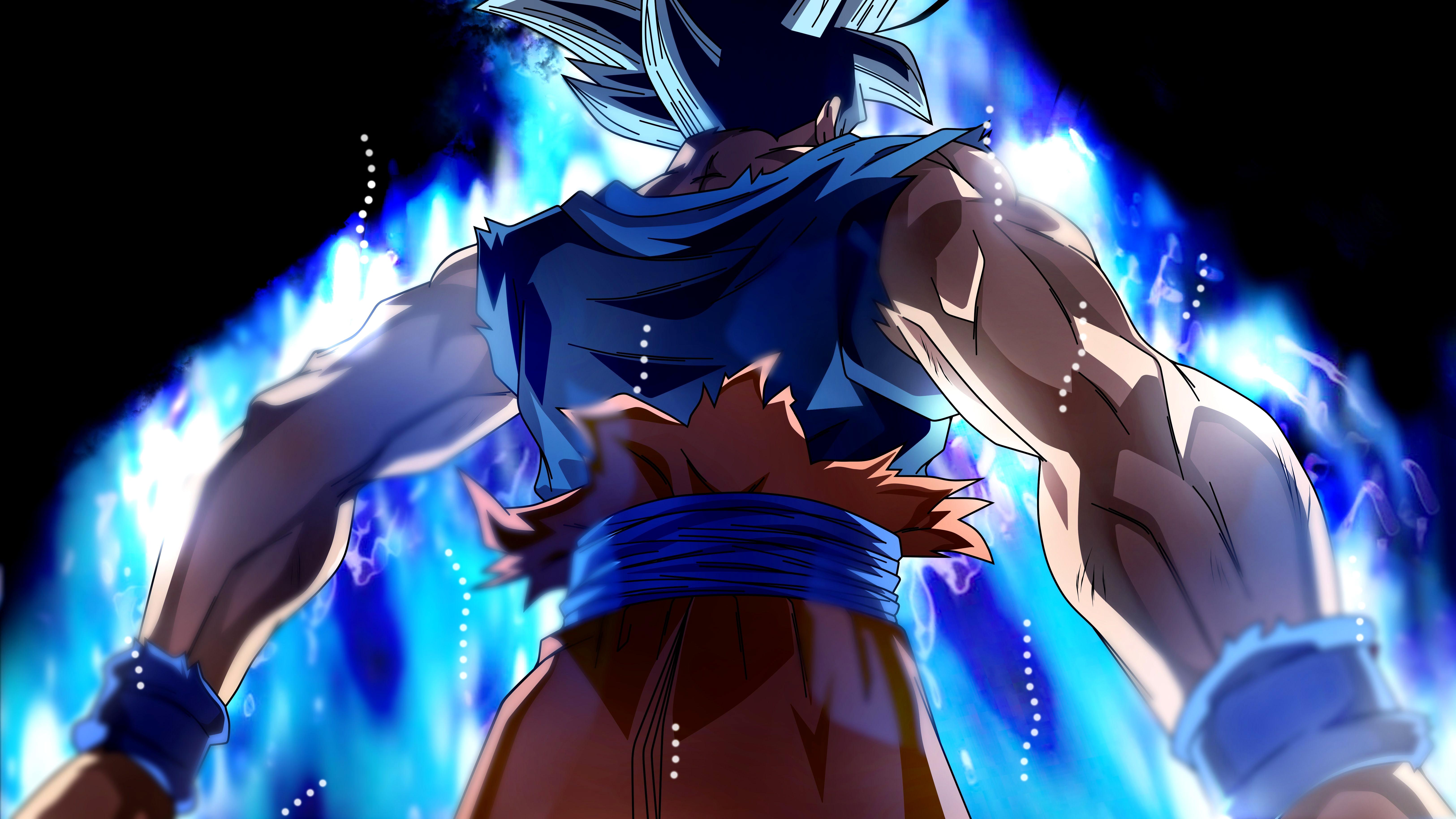 5k Anime Wallpapers Top Free 5k Anime Backgrounds Goku - Dragon Ball Super - HD Wallpaper