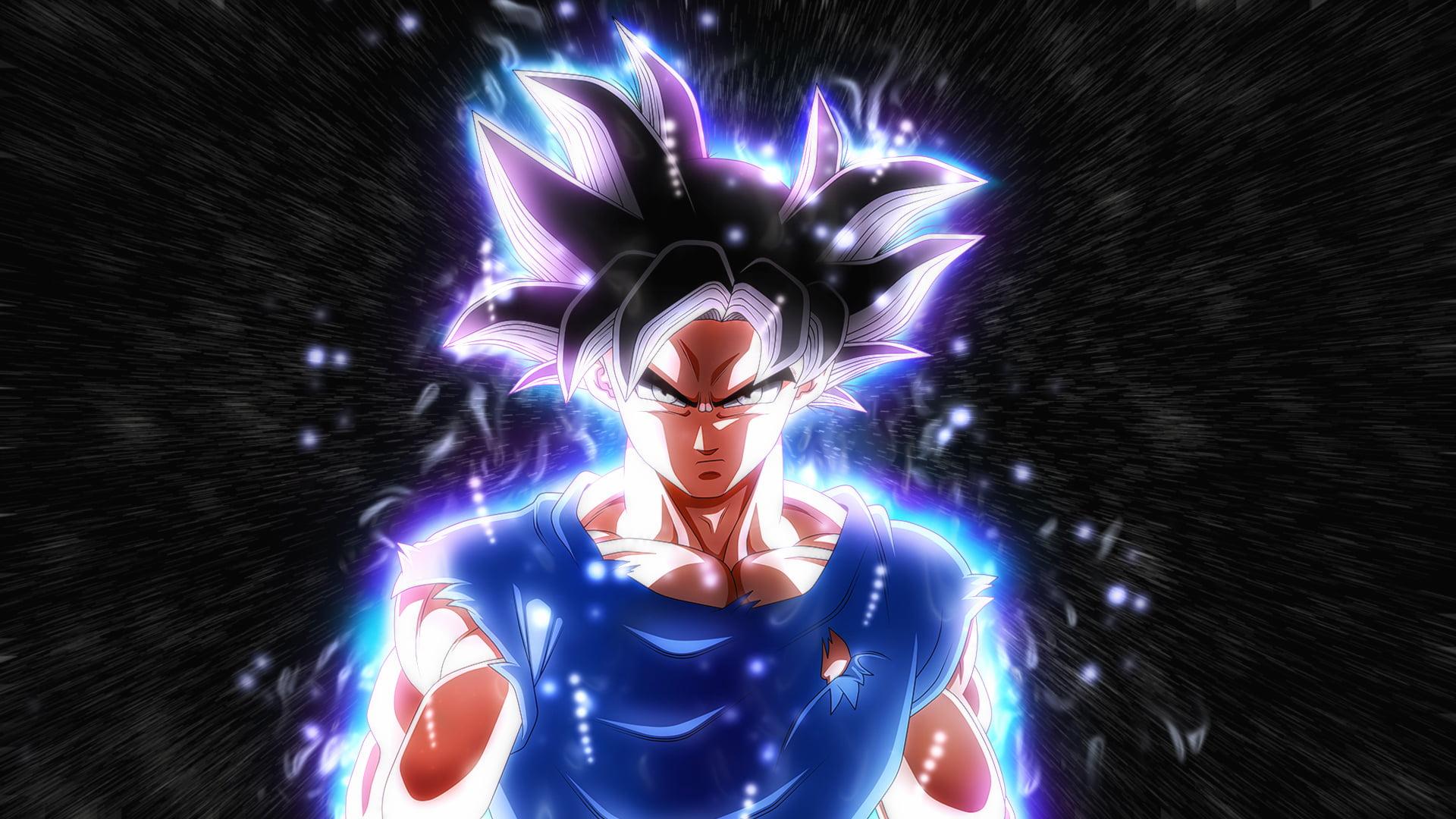 Son Goku Ultra Instinct 1920x1080 Wallpaper Teahub Io