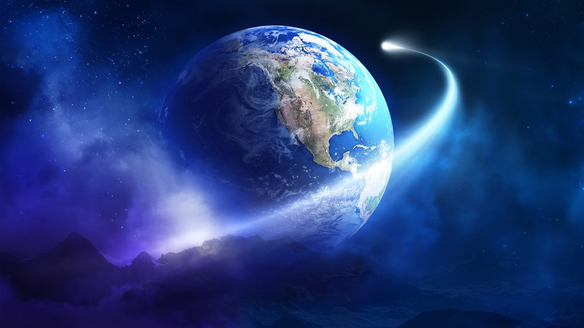 Cool Earth Backgrounds Ultra Hd Earth 4k 1920x1080 Wallpaper Teahub Io