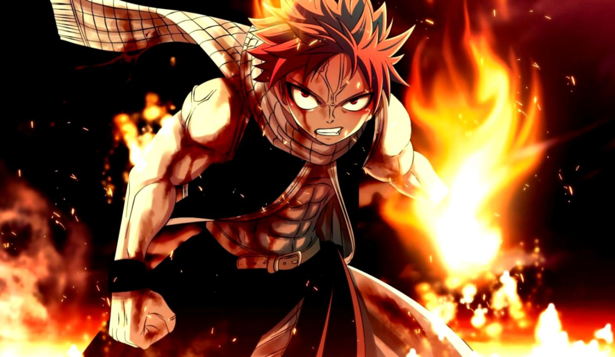 Download Fairy Tail Anime Hd Wallpaper Full Hd Wallpapers - Anime Wallpaper Full Hd - HD Wallpaper