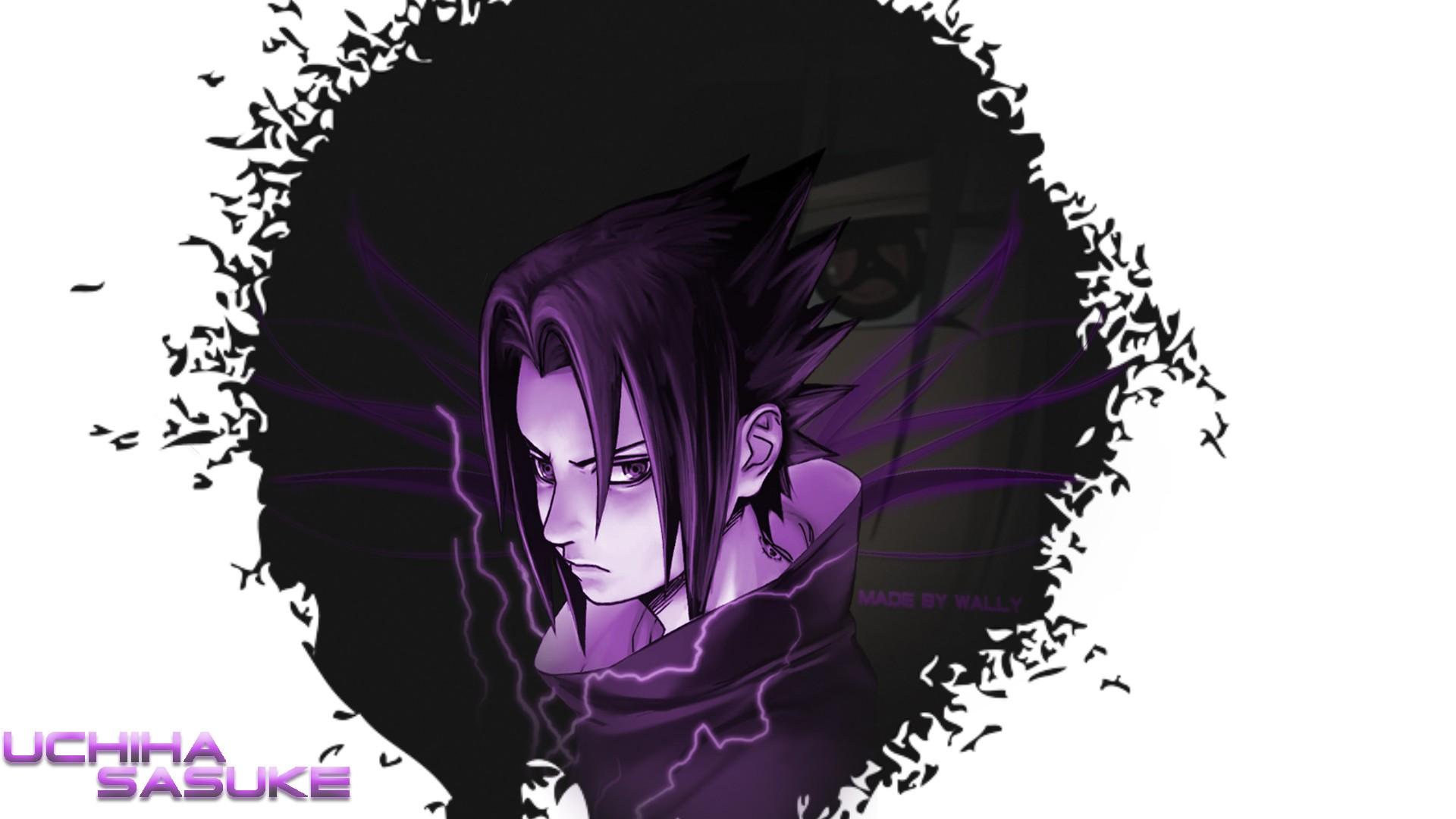 Sasuke Curse Mark - HD Wallpaper