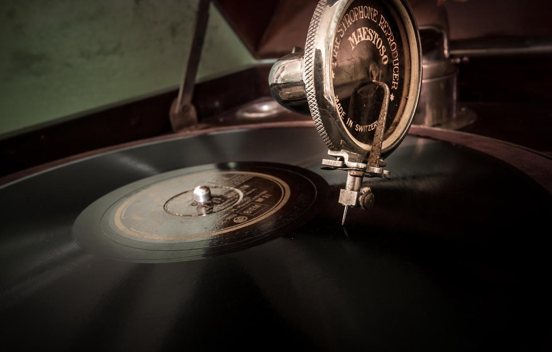 Photo Wallpaper Music Vinyl Record Player Old Music Things 1332x850 Wallpaper Teahub Io