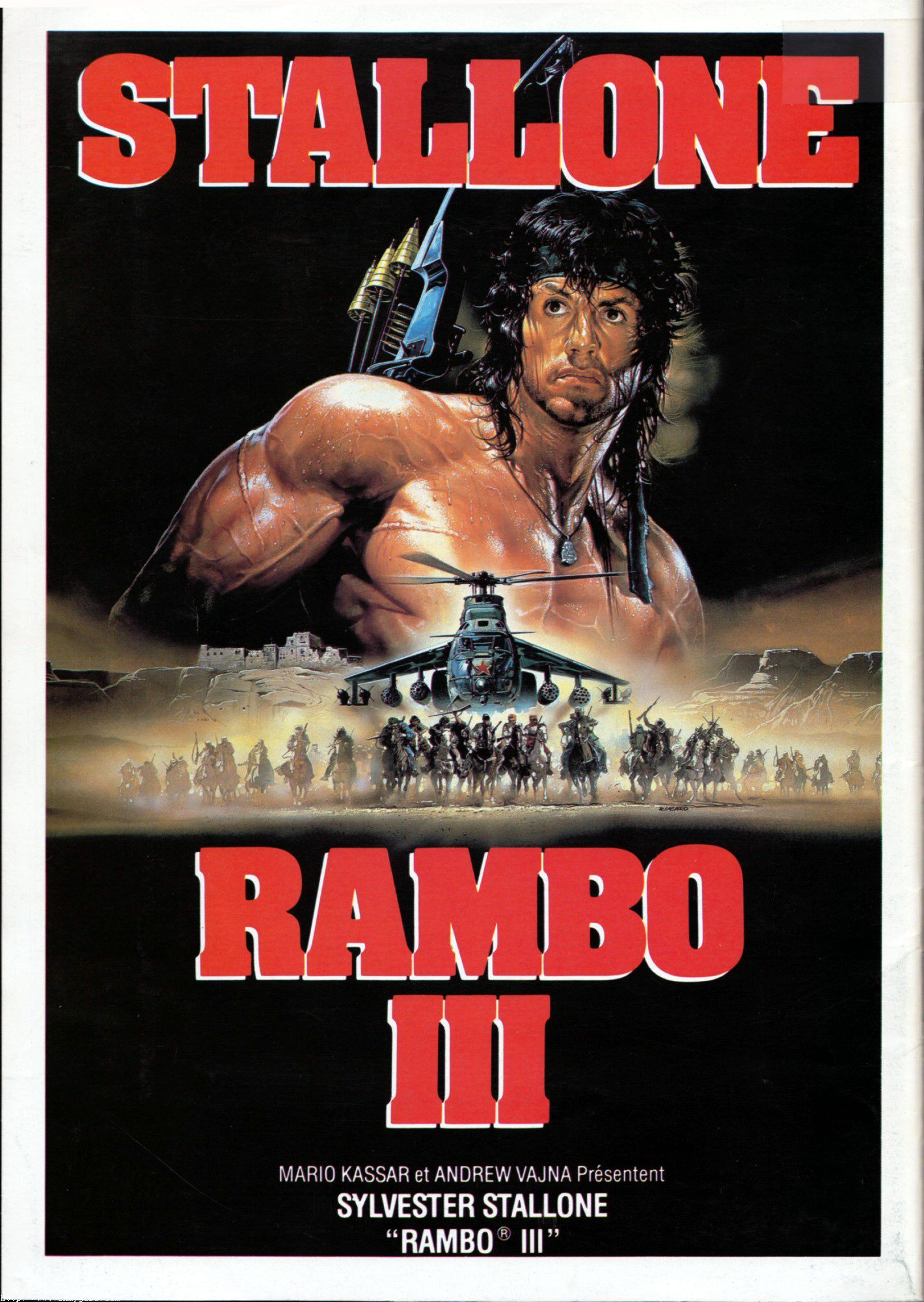 Rambo Iii Hd Wallpapers, Desktop Wallpaper - Rambo Iii 1988 Movie Posters - HD Wallpaper