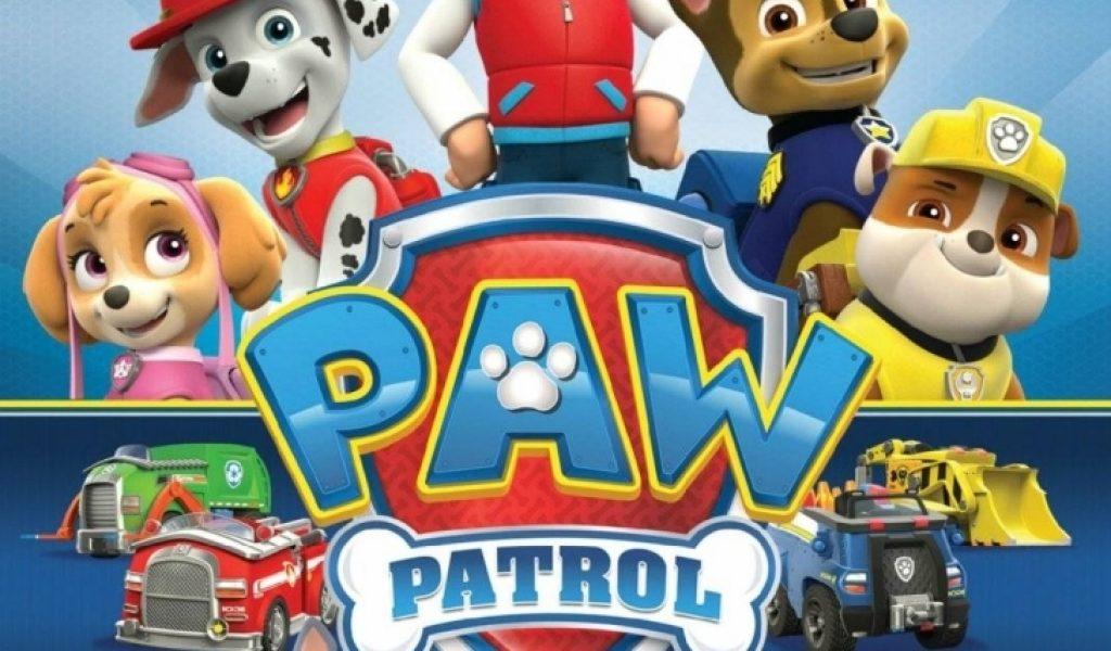 Paw Patrol 1024x600 Wallpaper Teahub Io