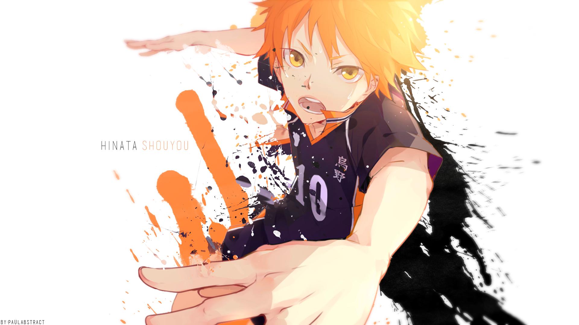 Haikyuu Hinata Volleyball Outfit - HD Wallpaper