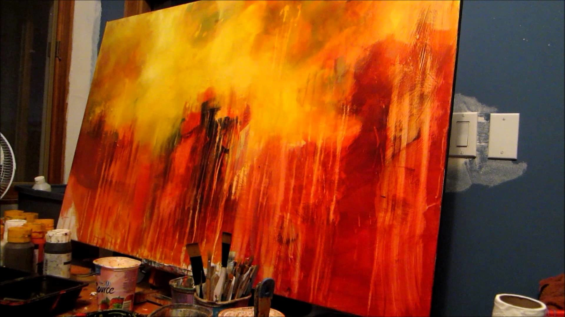 Abstract Painting Ideas Hd Widescreen 11 Hd Wallpapers - Art Acrylictechniques - HD Wallpaper