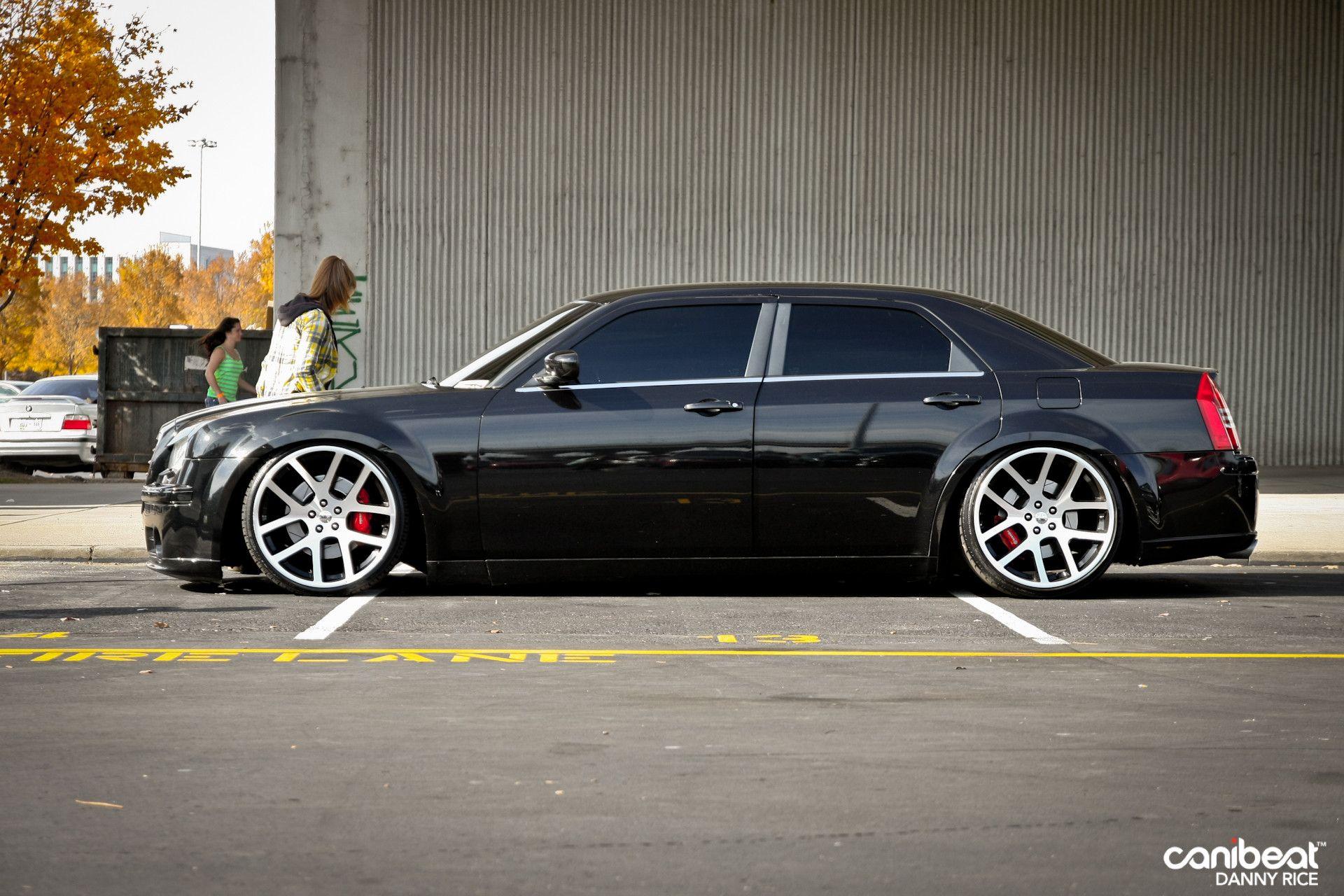 Black Custom Chrysler 300 1920x1280 Wallpaper Teahub Io