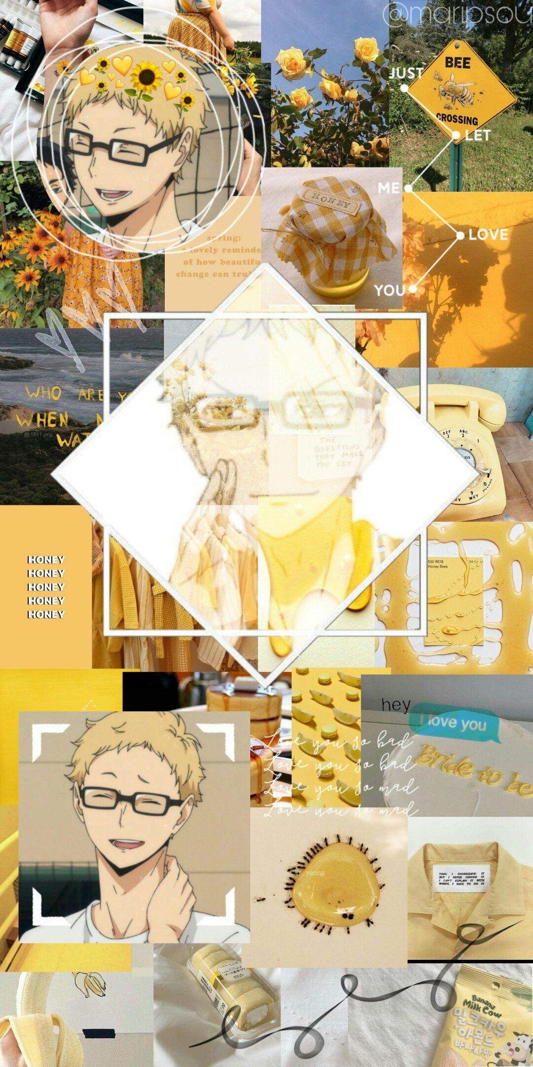 Hinata Shouyou Aesthetic - HD Wallpaper