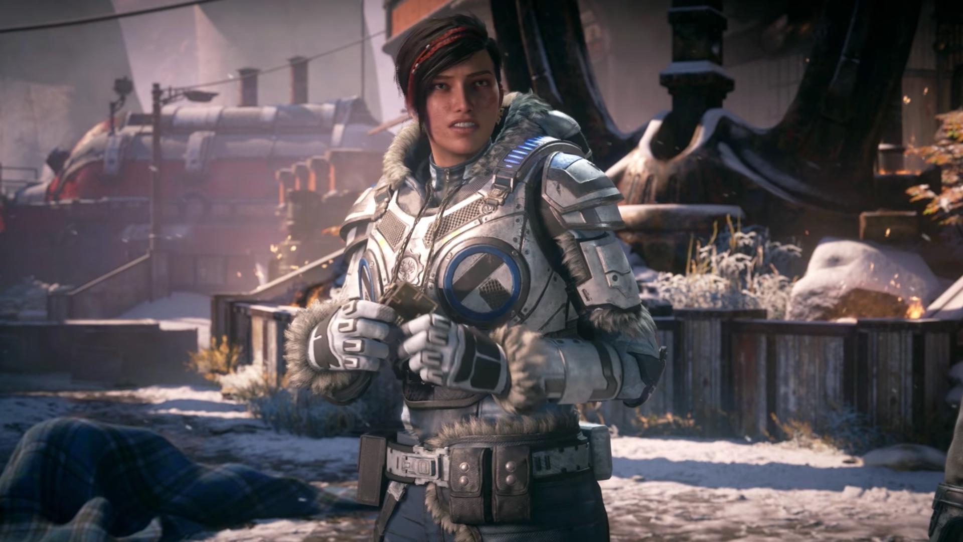 Kait Gears Of War 5 - HD Wallpaper