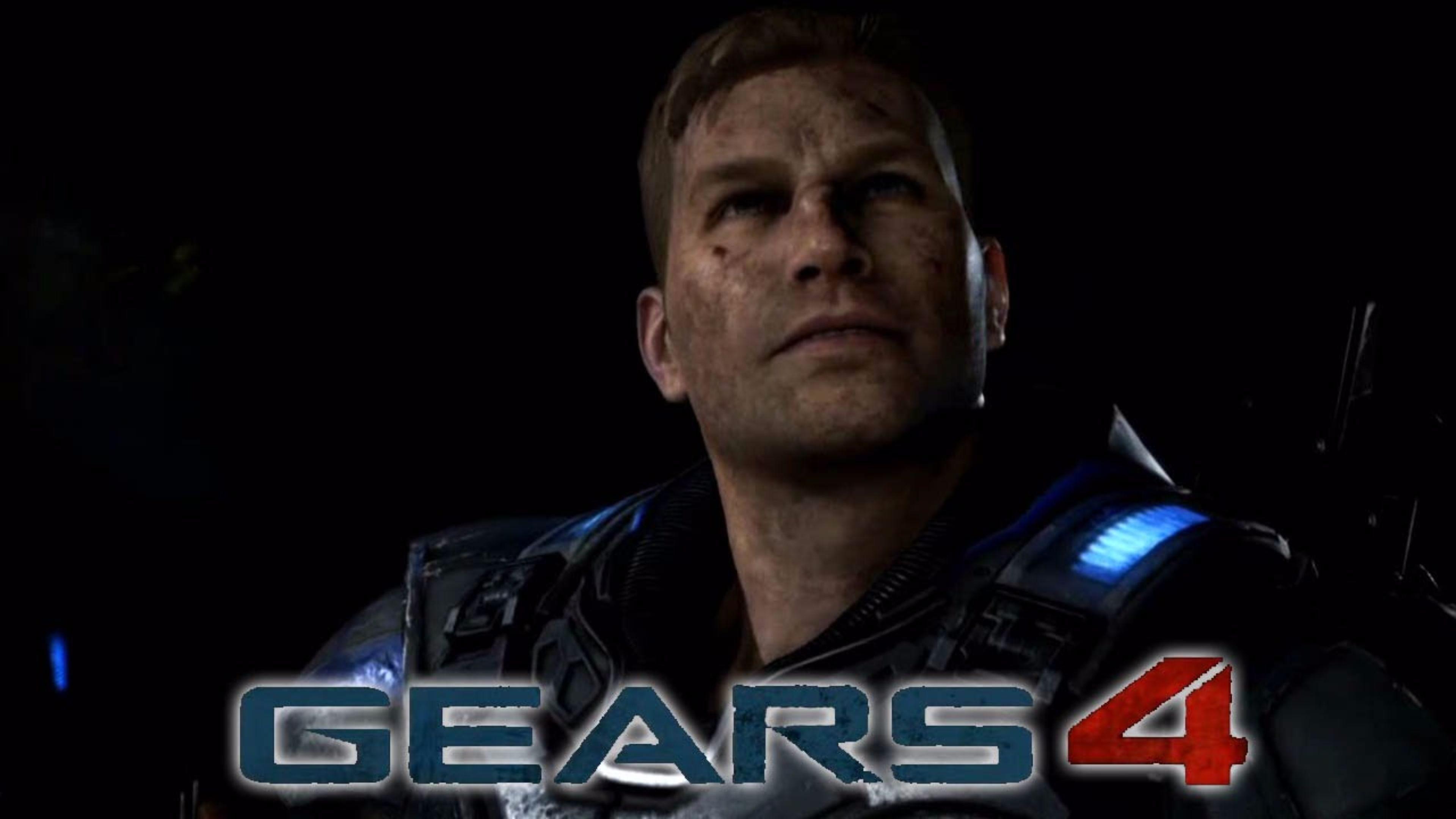 Xbox One Exclusive Gears Of War 4 Wallpaper - HD Wallpaper