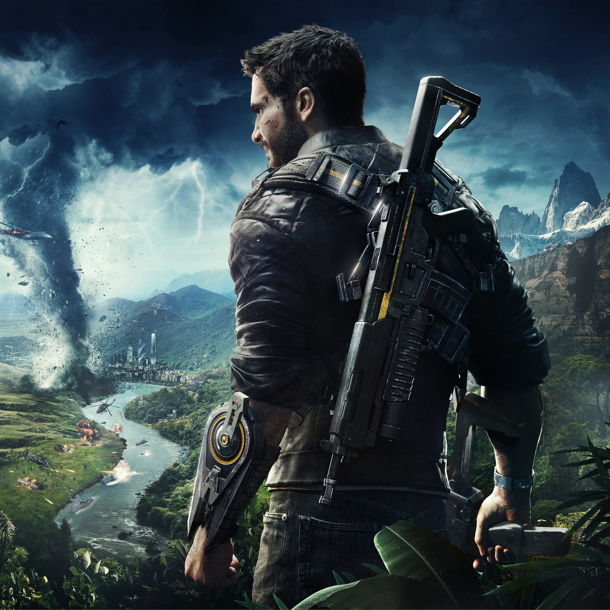 Just Cause 4 4k - HD Wallpaper