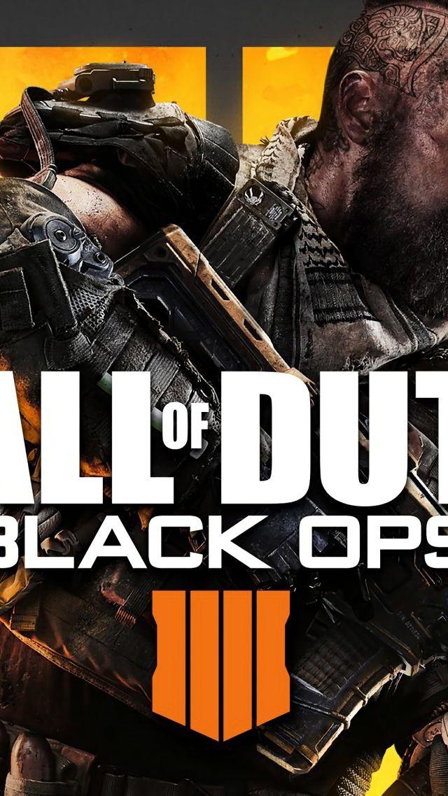 Cod Black Ops 4 Logo Png - HD Wallpaper