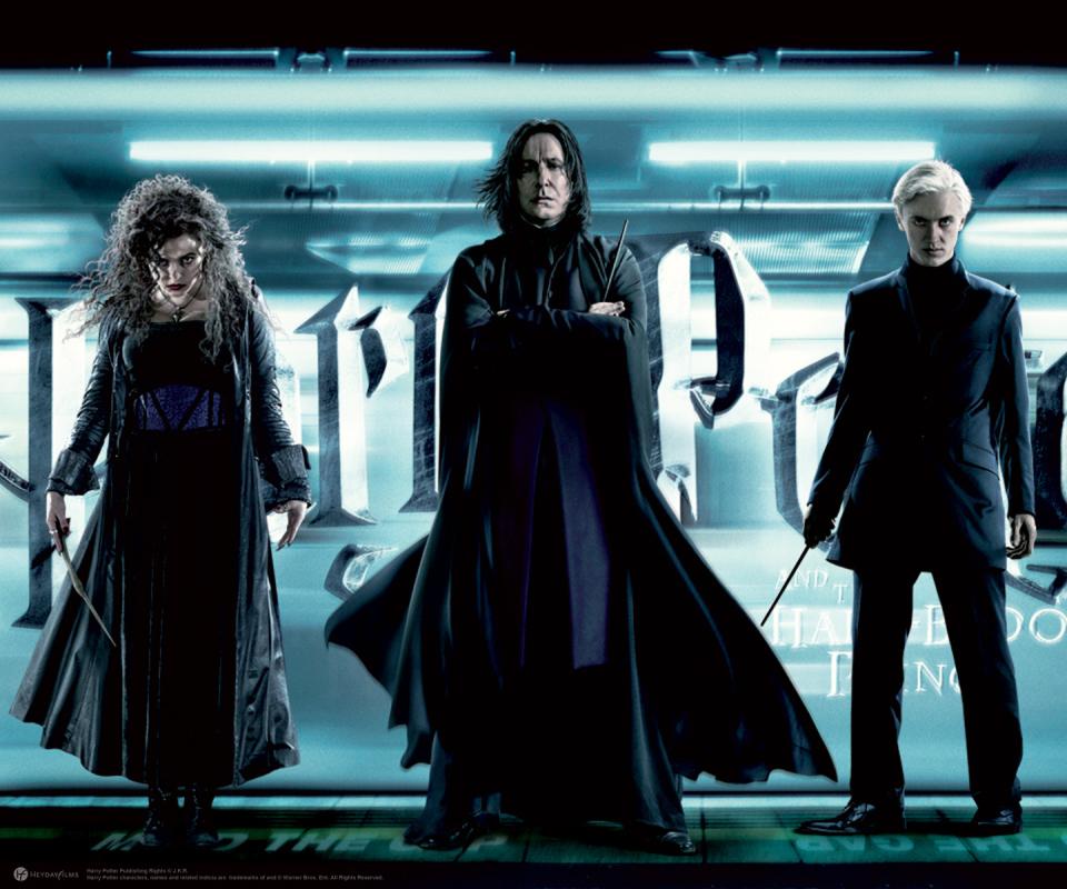 Harry Potter Wallpaper Draco Slytherin - HD Wallpaper