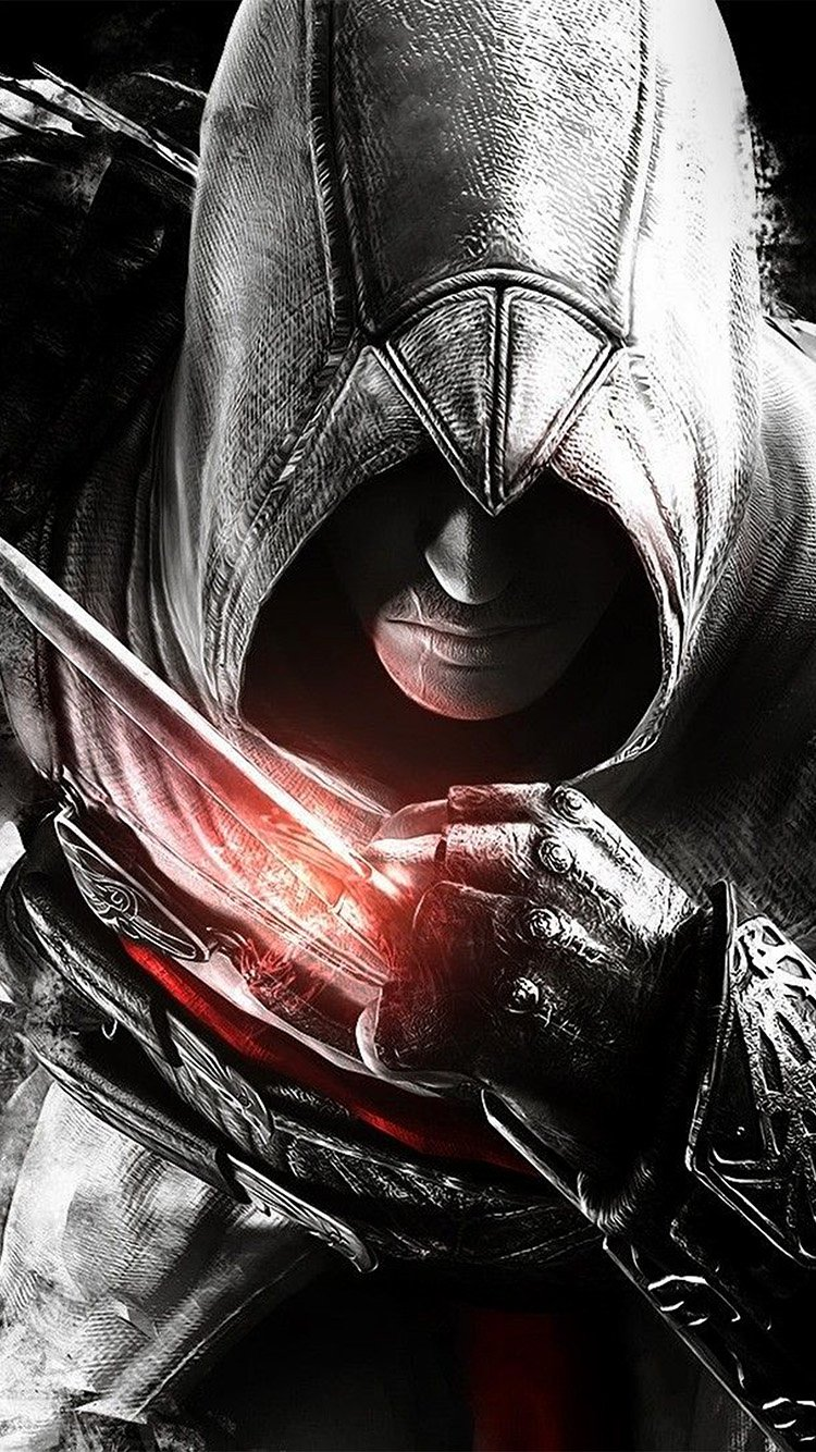 Iphone Assassin S Creed Wallpaper Hd 750x1334 Wallpaper Teahub Io