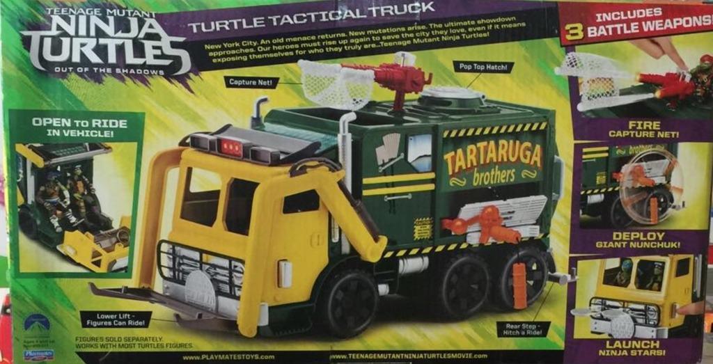 Tortugas Ninja Turtles Tmnt Vehiculo Tortugas Ninja - Teenage Mutant Ninja Turtles Movie 2 Out - HD Wallpaper