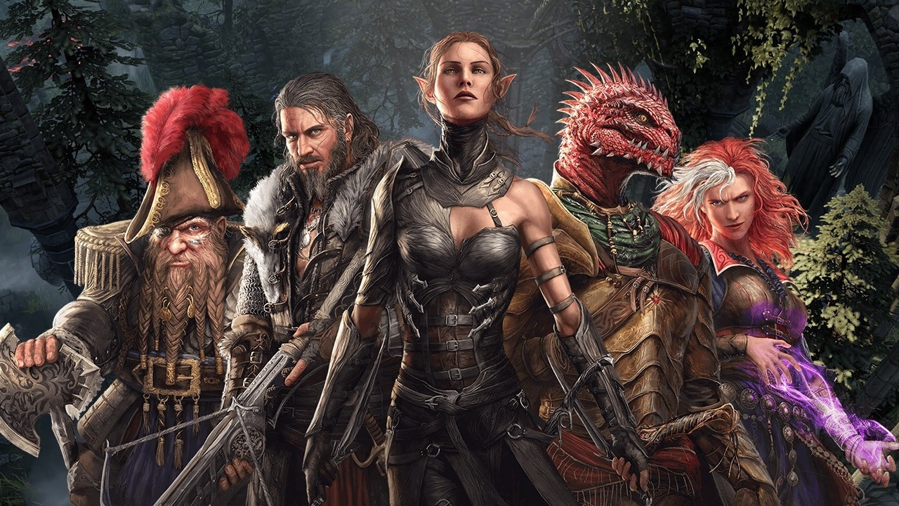 Get Divinity Original Sin 2 Wallpaper 1920X1080 Background