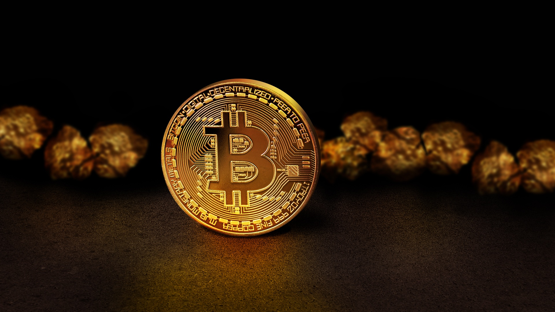 Cryptocurrency Bitcoin 1920x1080 Wallpaper Teahub Io
