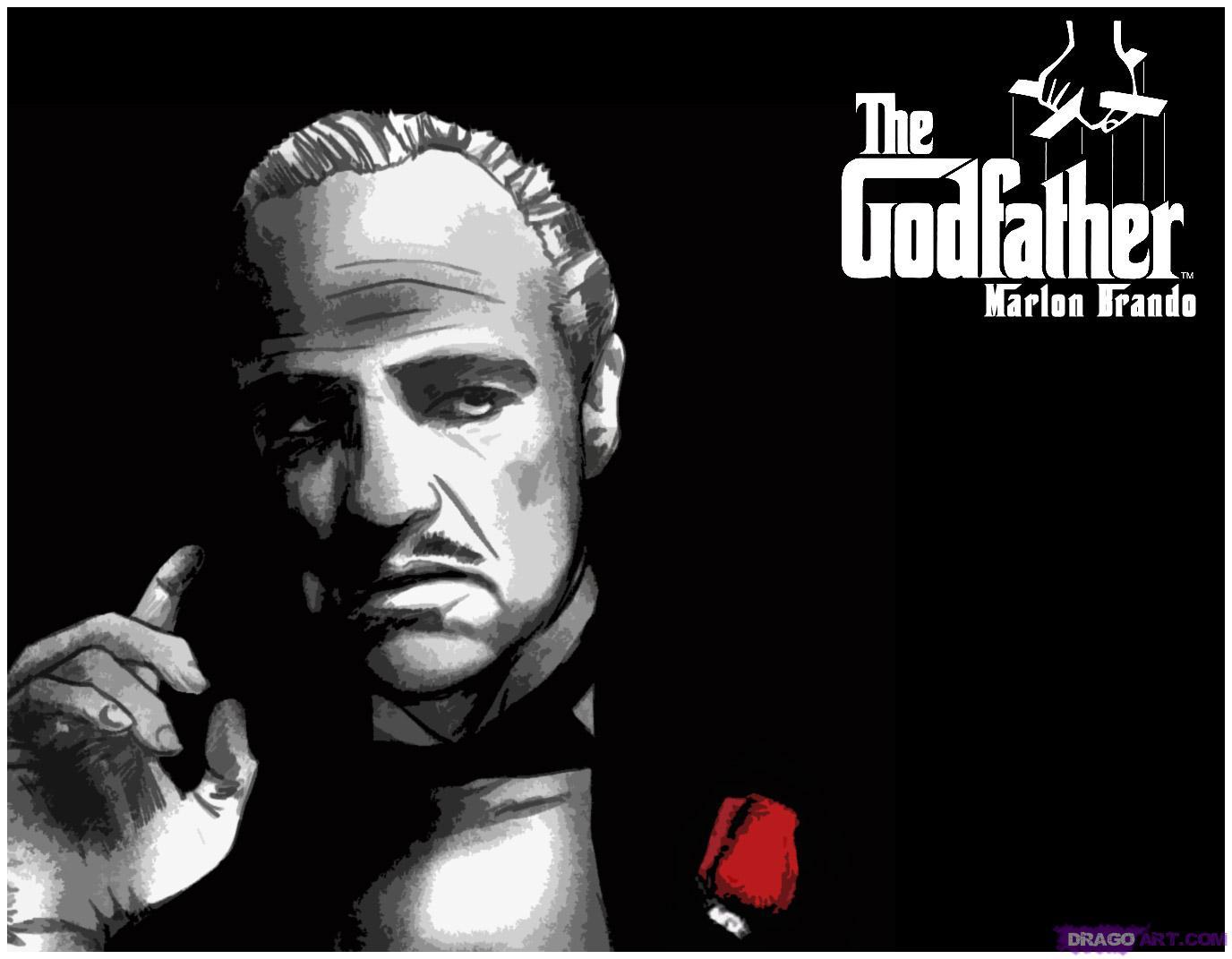 Marlon Brando Godfather Quotes Marlon Brando Godfather - HD Wallpaper