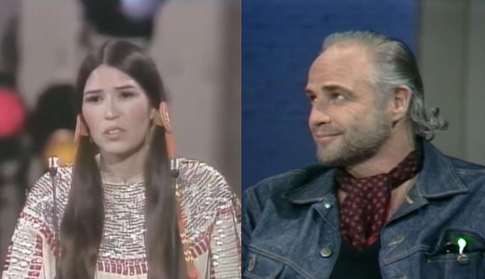 Marlon Brando - Native American Indians Aliens - HD Wallpaper