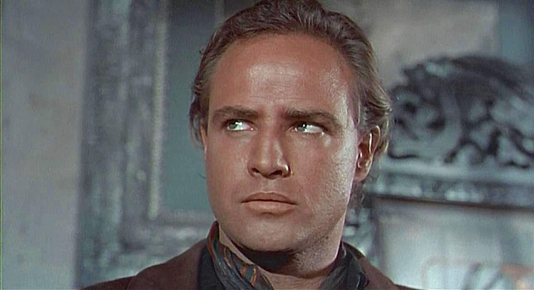 Marlon Brando One Eyed Jack - HD Wallpaper
