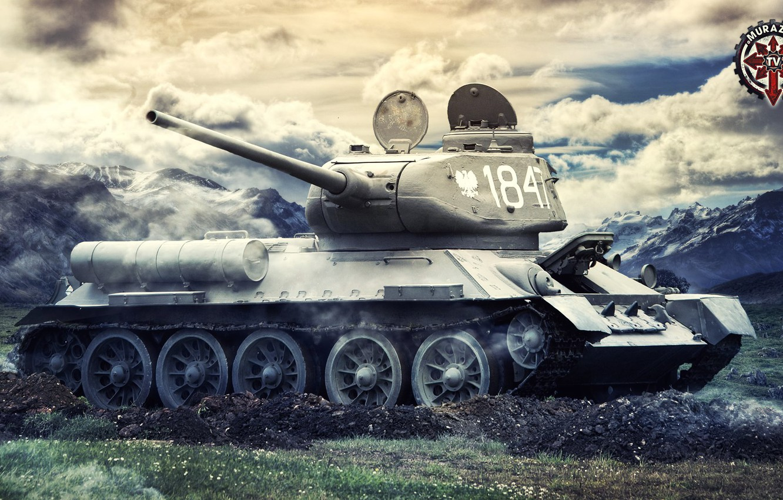 Photo Wallpaper Game, Ussr, Games, Art, World Of Tanks, - Nature Art Landscape Canvas Art Paintings Oil - HD Wallpaper