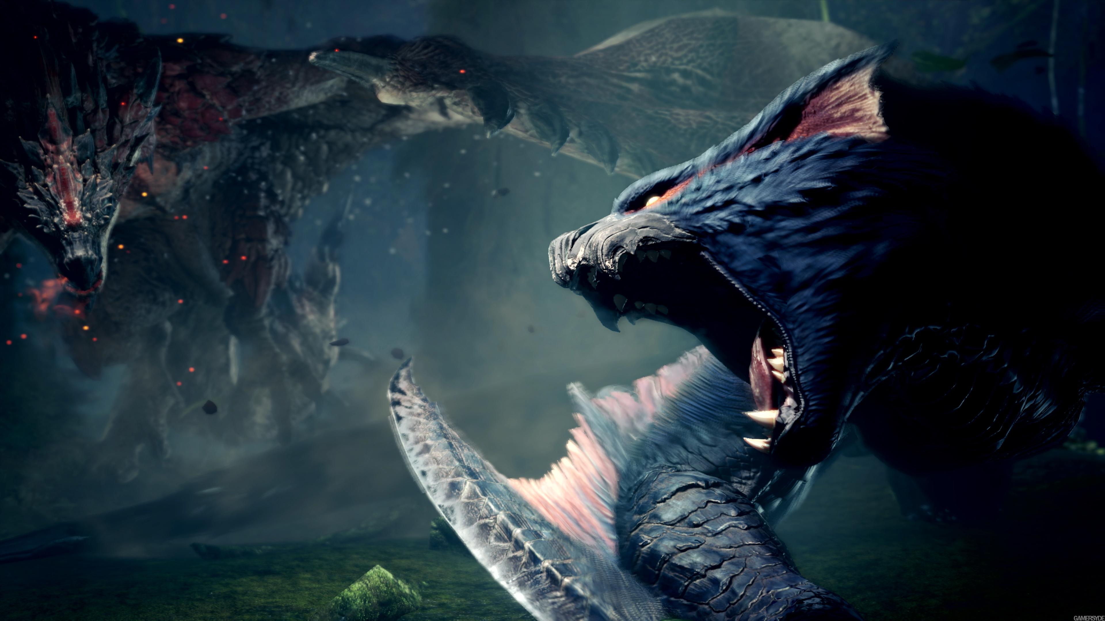 Monster Hunter World Iceborne - HD Wallpaper