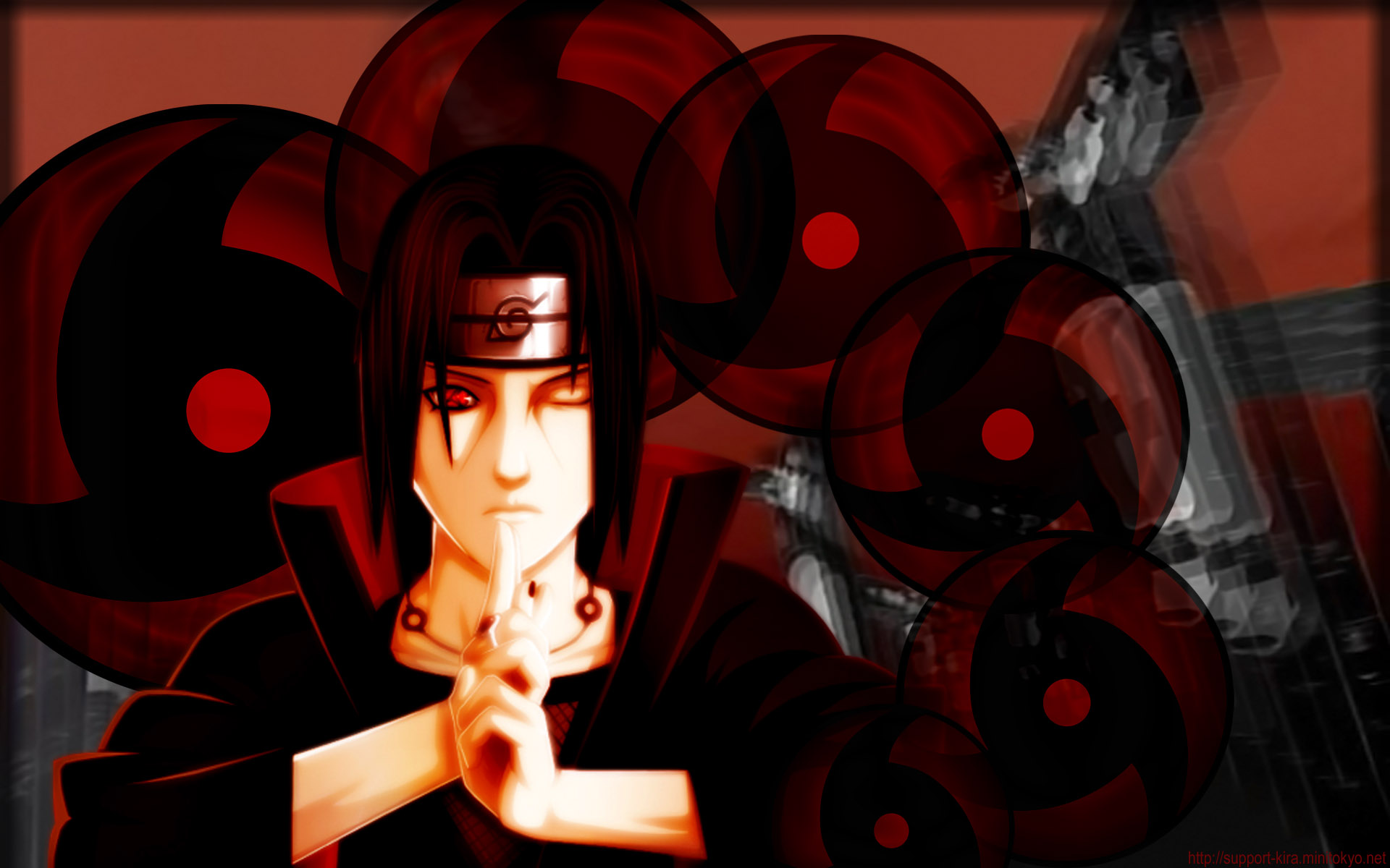 Hd Wallpapers Naruto - Itachi 1080 X 1080 - HD Wallpaper