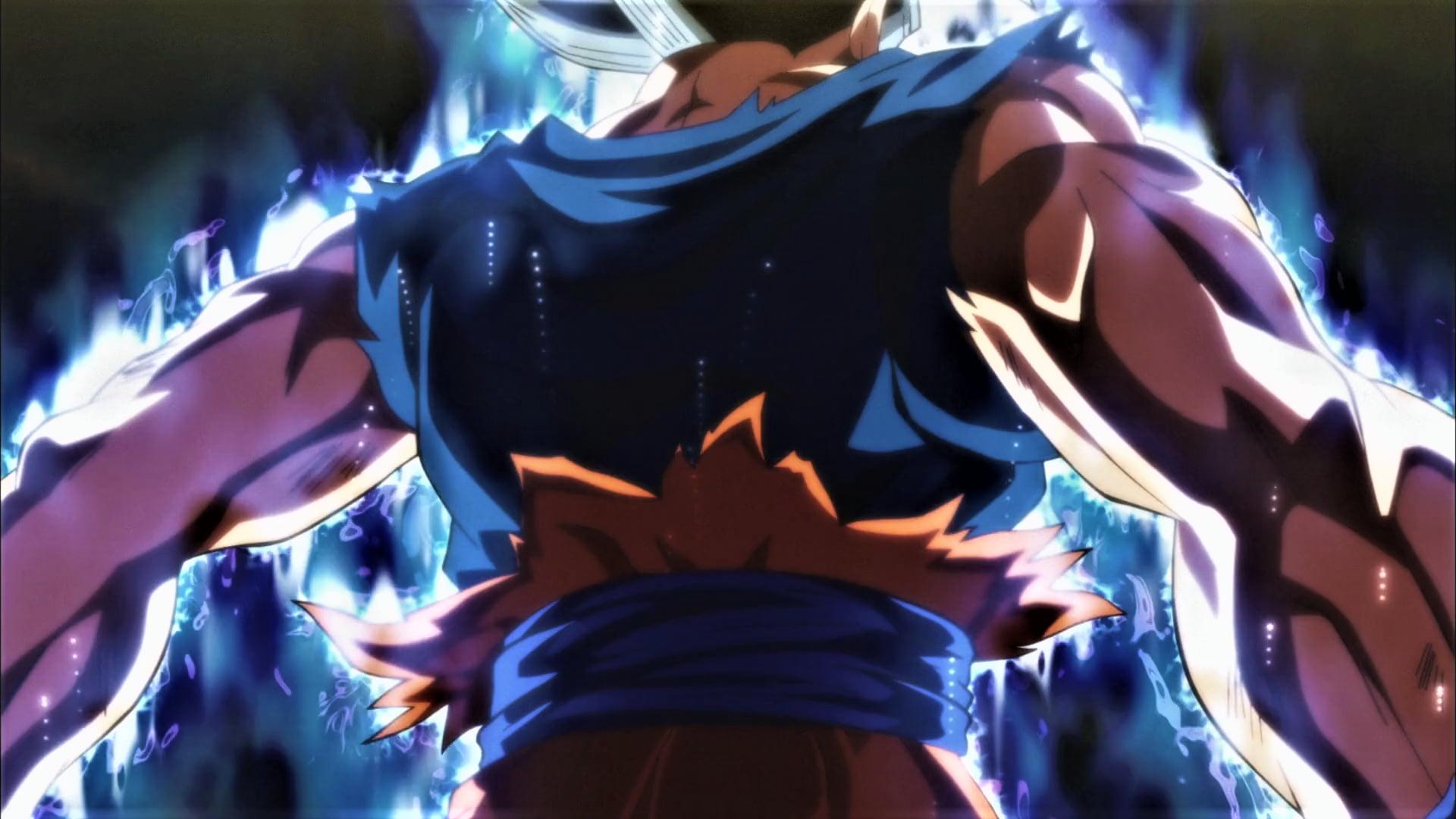 Goku Ultra Instinct Wallpaper Gif 1920x1080 Wallpaper Teahub Io