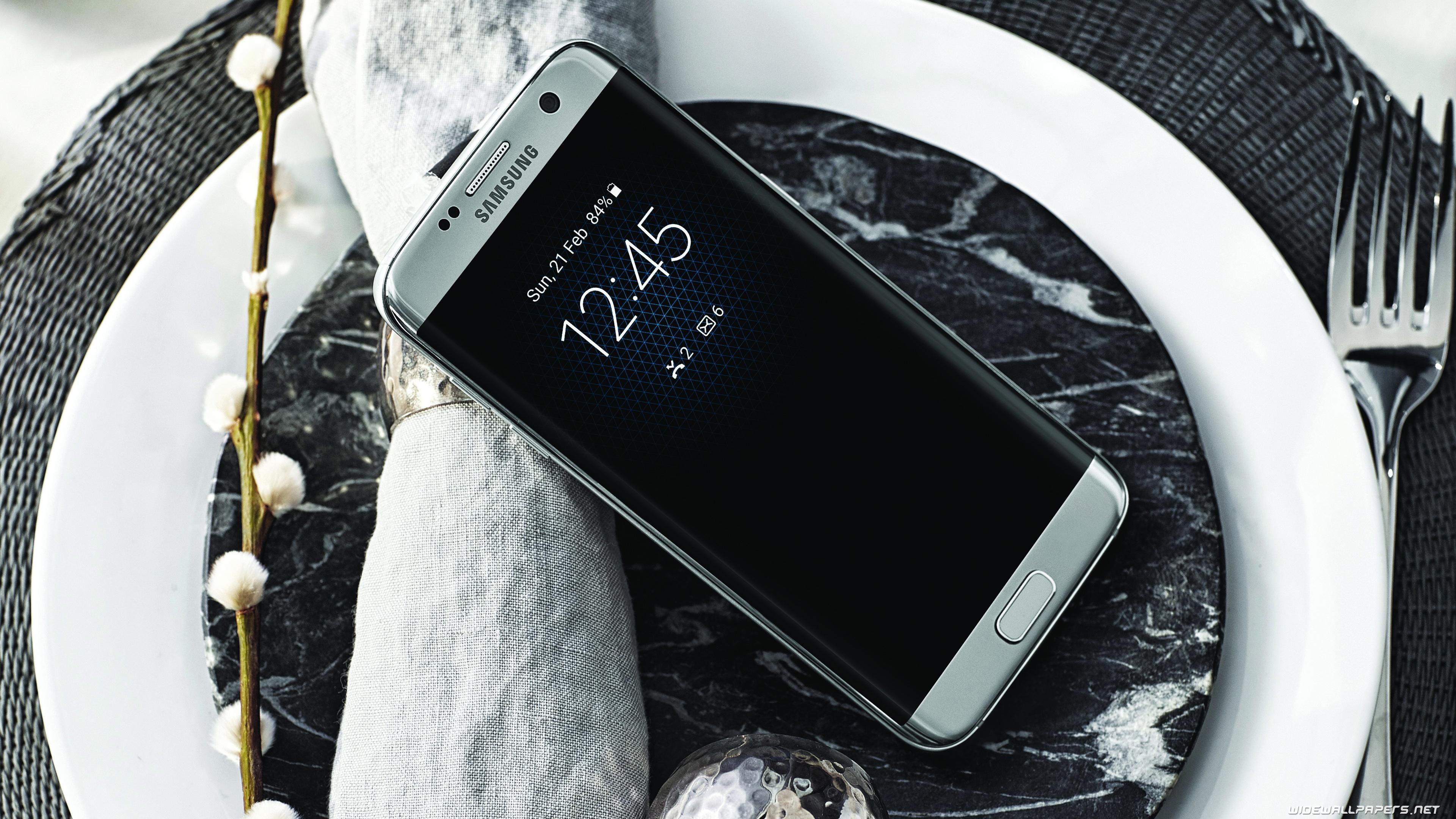 Samsung Galaxy S7 Edge Beautiful 3840x2160 Wallpaper Teahub Io