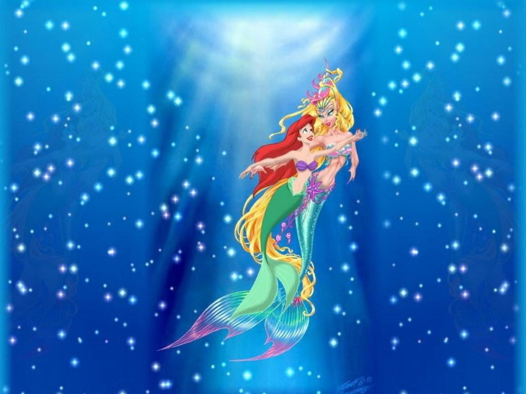 Ariel Disney Wallpaper Little Mermaid 1024x768 Wallpaper Teahub Io