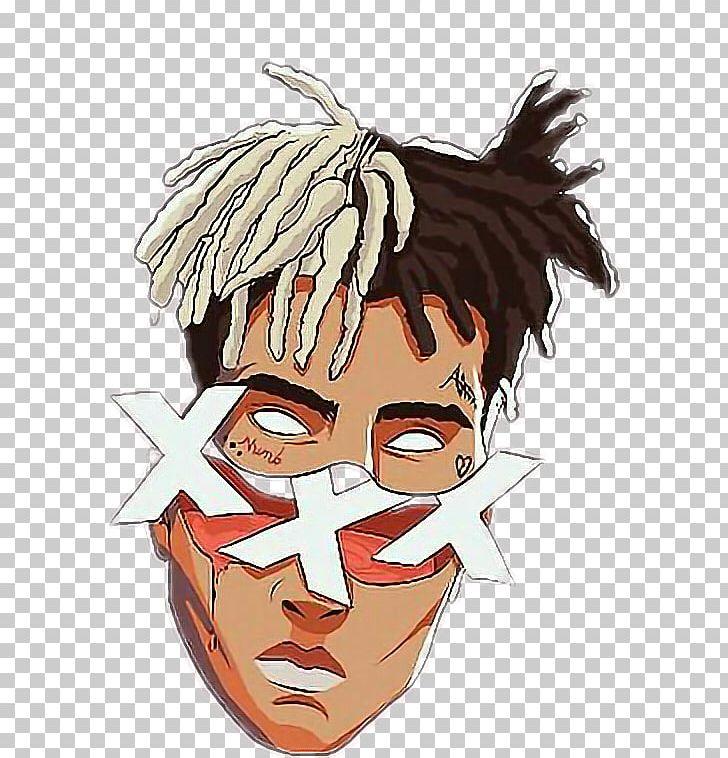 Drawing Rapper Sketch Png, Clipart, Anime, Art, Artist, - Xxxtentacion Lofi - HD Wallpaper