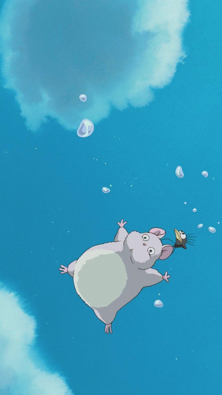 Aesthetic Wallpaper Studio Ghibli 840x1493 Wallpaper Teahub Io