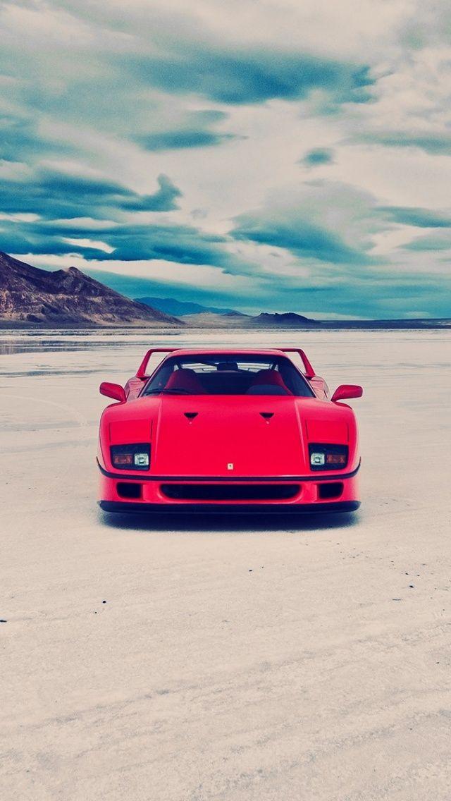 Ferrari F40 Wallpaper Iphone 640x1136 Wallpaper Teahub Io