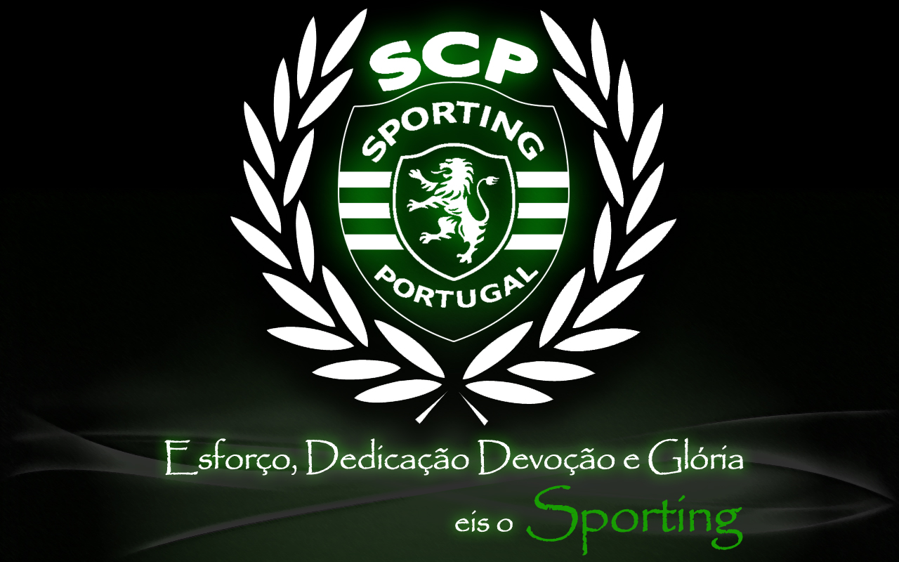48 Pc Sporting Wallpapers In Top Collection - Sporting Clube De Portugal - HD Wallpaper