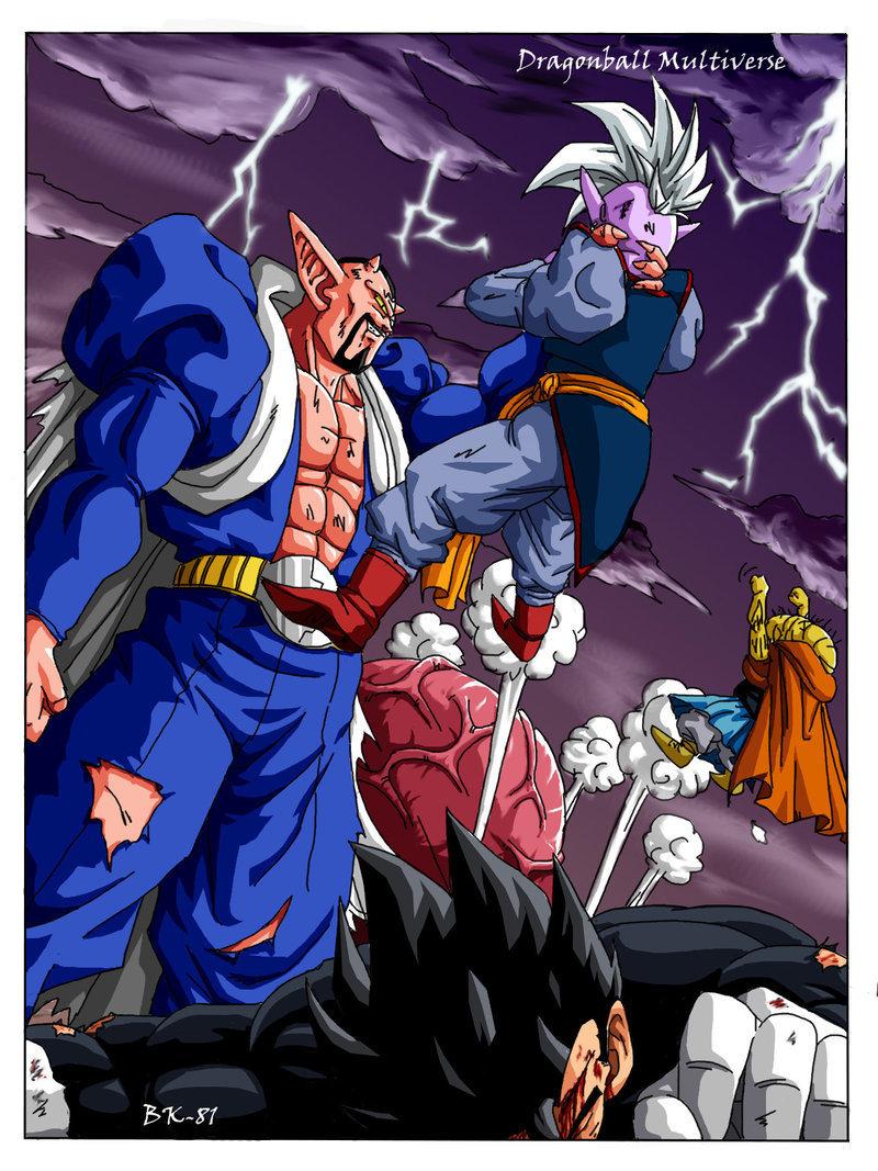 Dragon Ball Z Kai Gohan Vs Cell - Dragon Ball Z Kai - HD Wallpaper