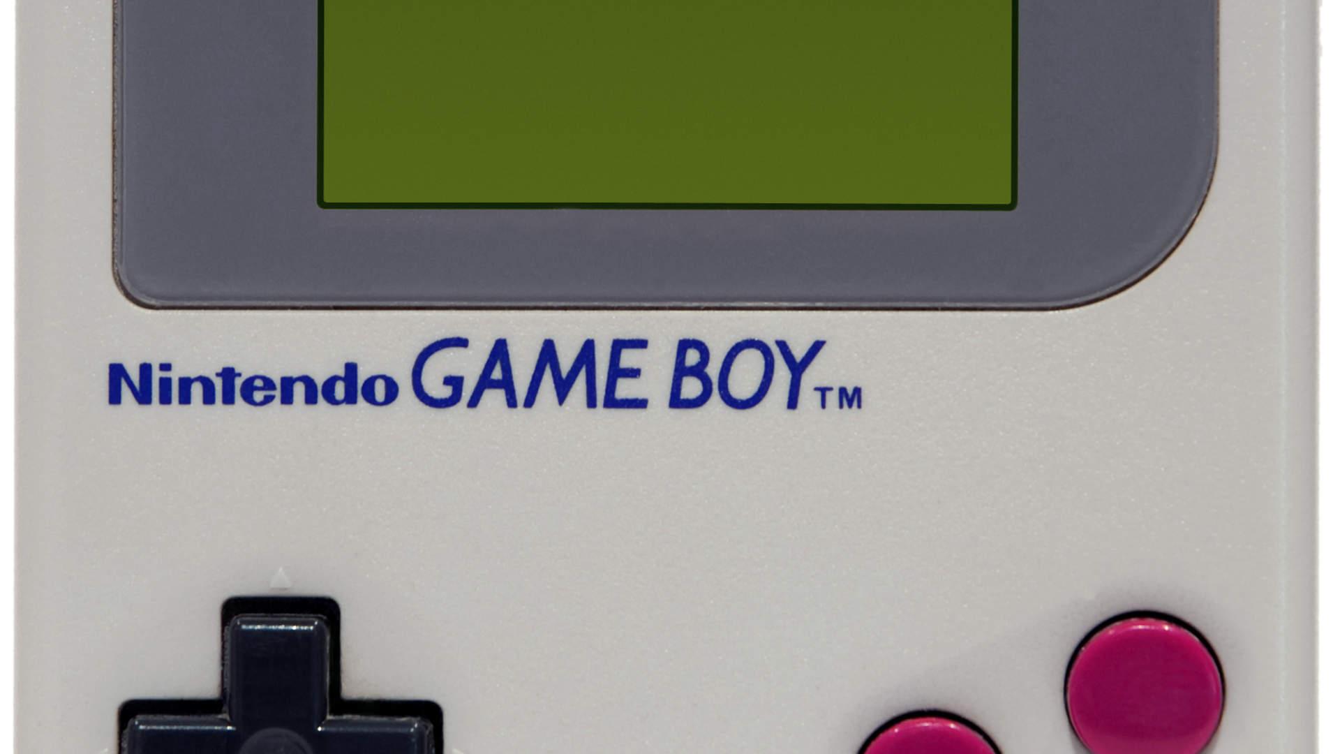 Game Boy - HD Wallpaper