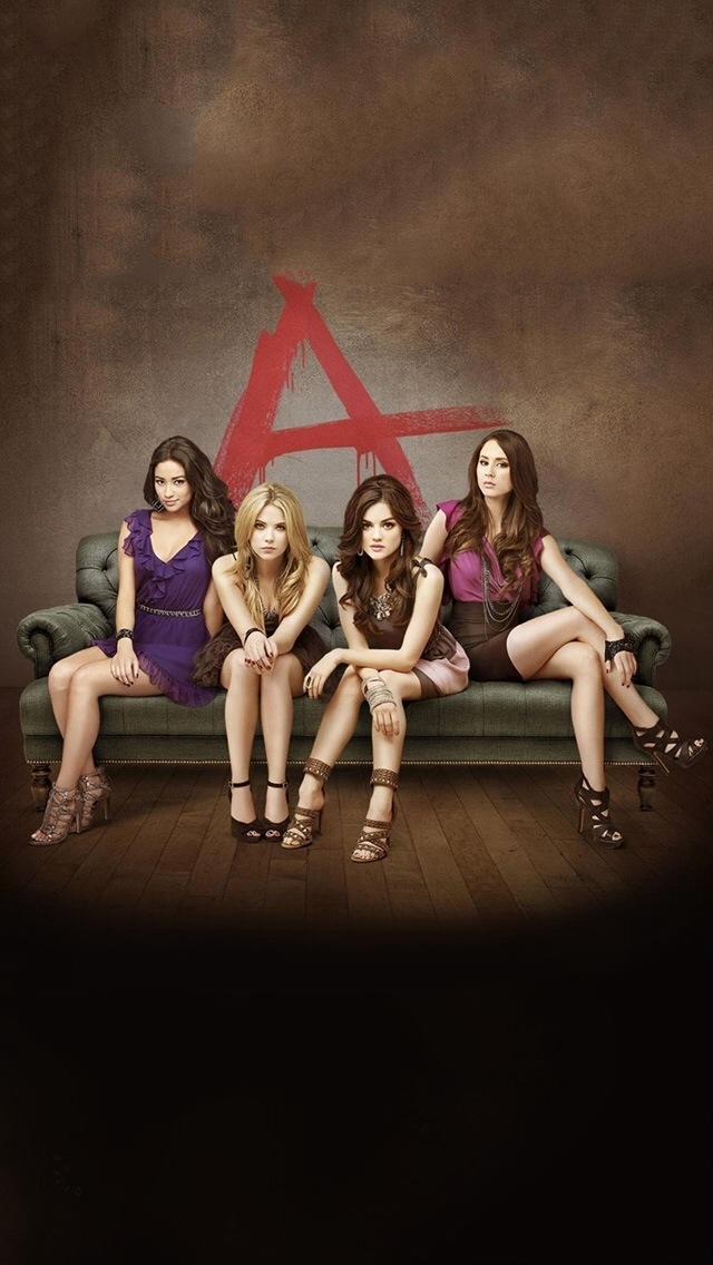 Pretty Little Liars Season 3 Poster - HD Wallpaper