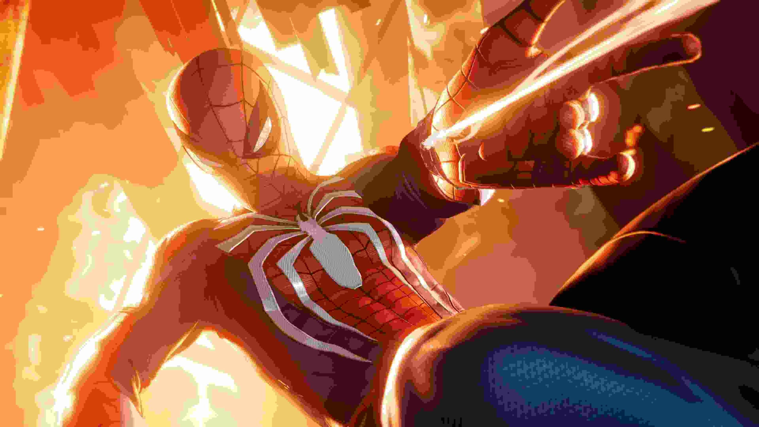 Spiderman Full Game Ps4 - HD Wallpaper
