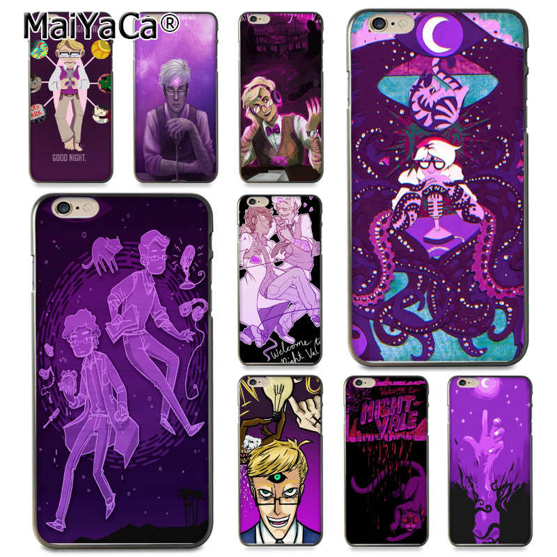 Maiyaca Welcome To Night Vale Fan Art Coque Shell Phone - Welcome To Night Vale Phone Case - HD Wallpaper