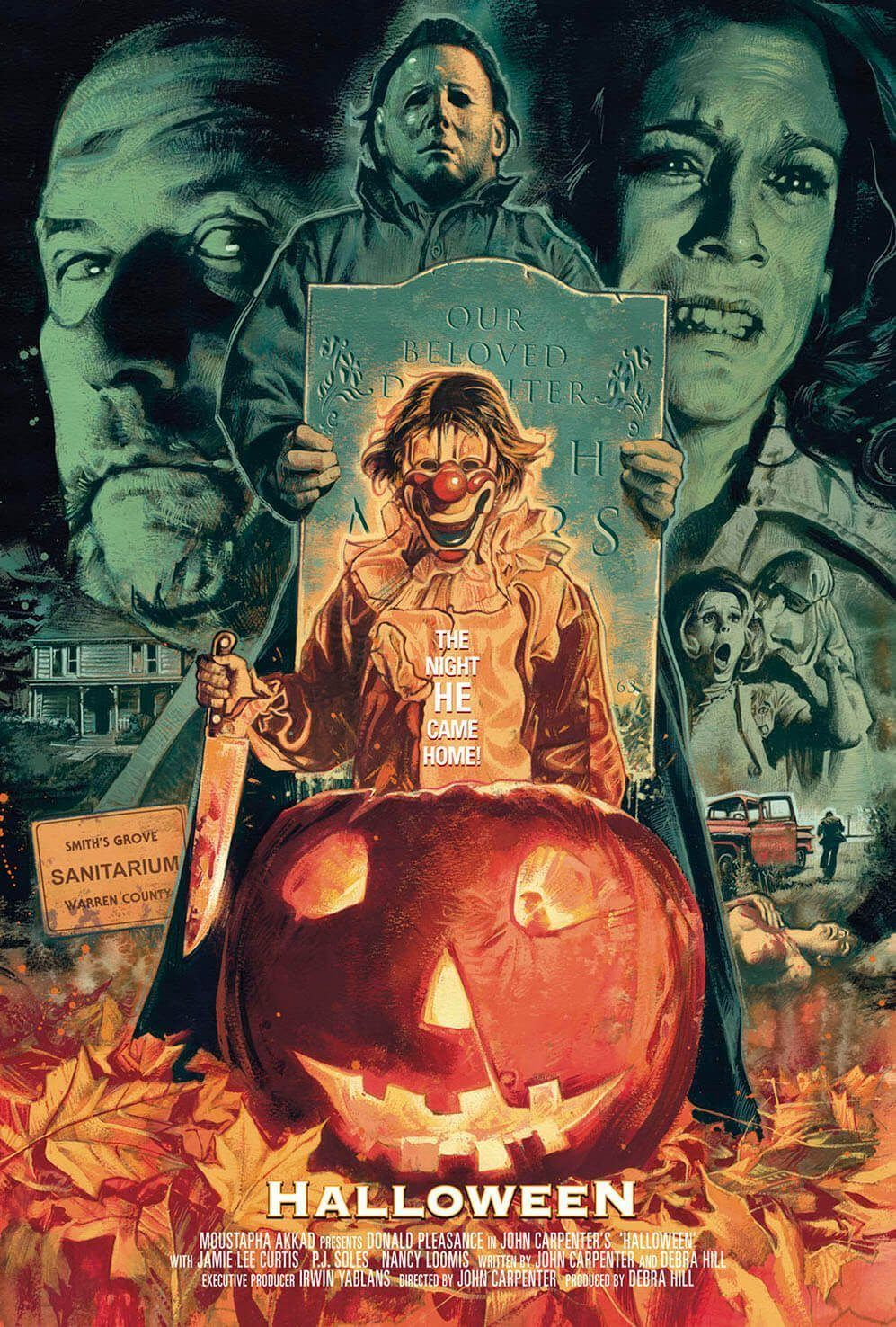 Halloween 1978 Wallpaper.Halloween 1978 Poster Art 997x1476 Wallpaper Teahub Io