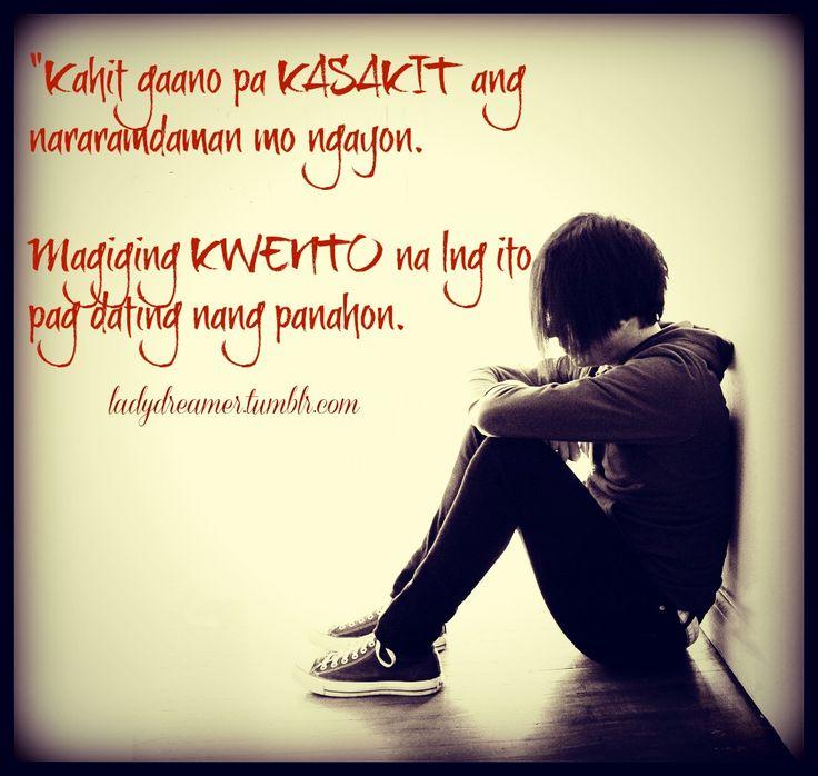 Letter sweet tagalog love 50 Sweet